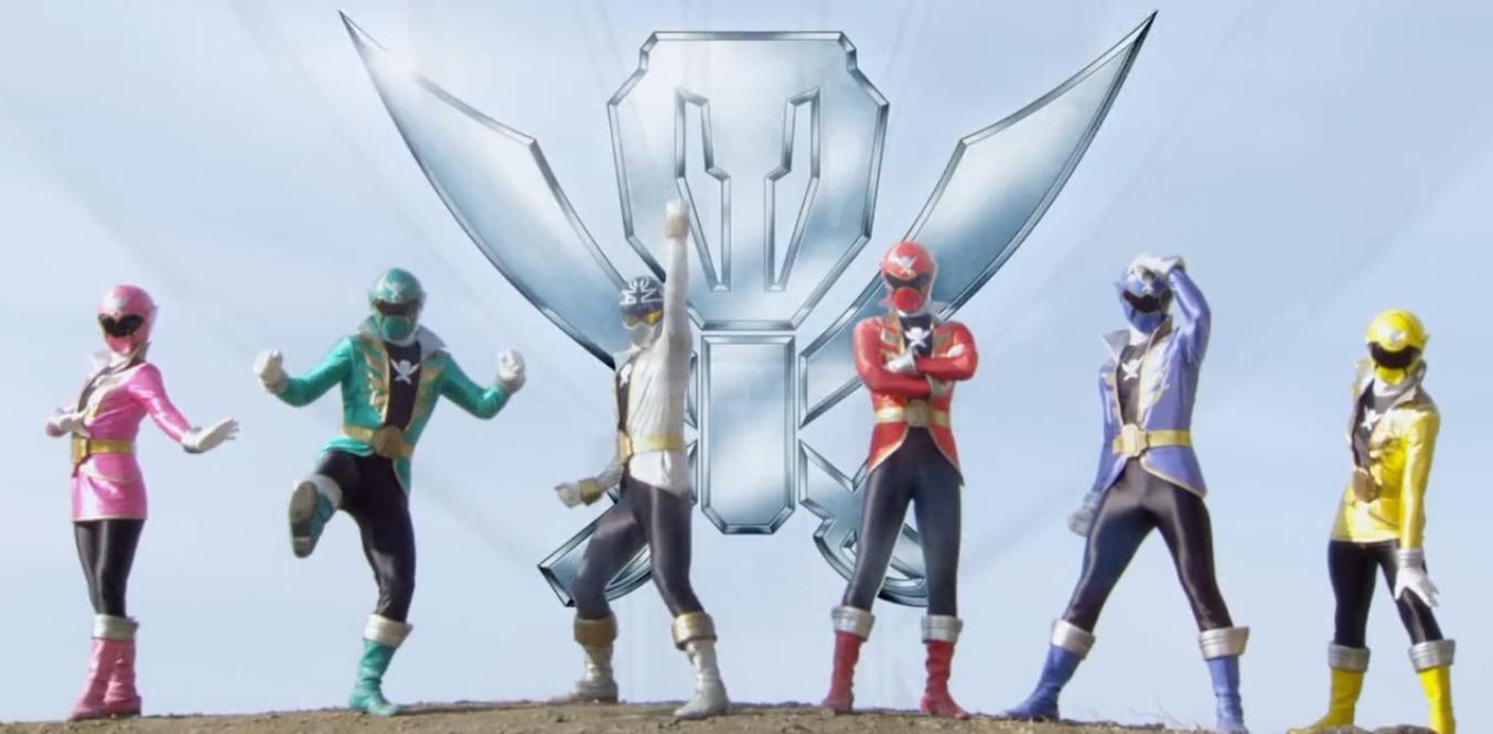 Kaizoku Sentai Gokaiger Full Series English Sub