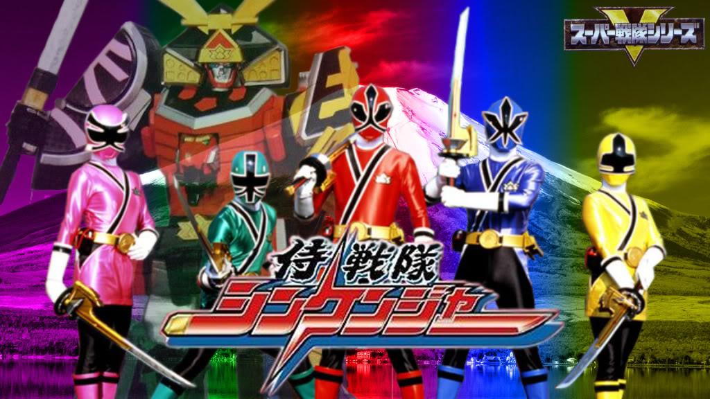 Samurai Sentai Shinkenger Full Series Episodes English Sub