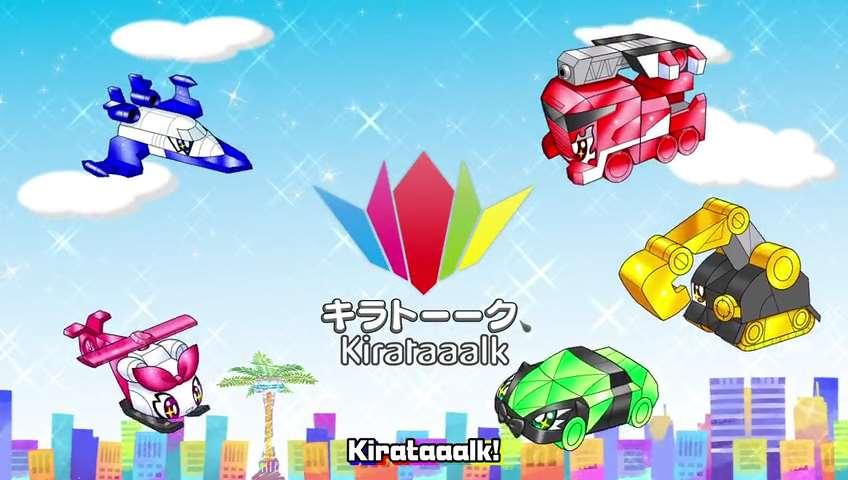 Mashin Sentai Kiramager - Kira Talk/Mashin Talk English Sub