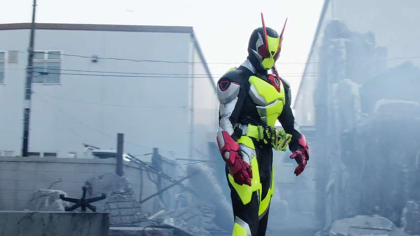 Kamen Rider Zero-One Episode 40 English Sub