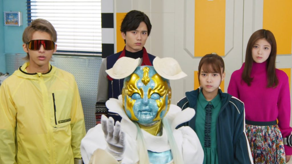 Mashin Sentai Kiramager Episode 31 English Sub