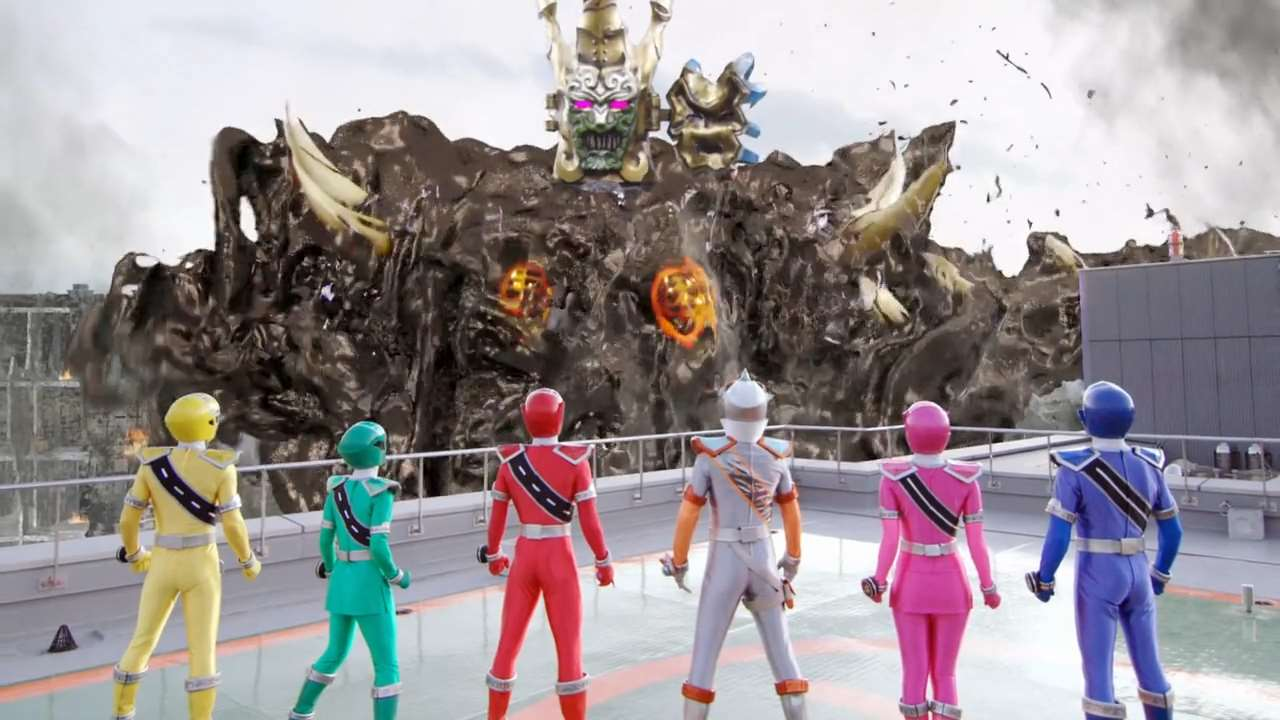 Mashin Sentai Kiramager Episode 44 Full English Sub