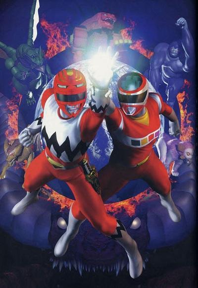 Seijuu Sentai Gingaman vs Megaranger Full Movie English Sub